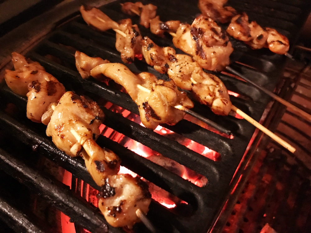 Keto Chicken Satay Grilling Chicken