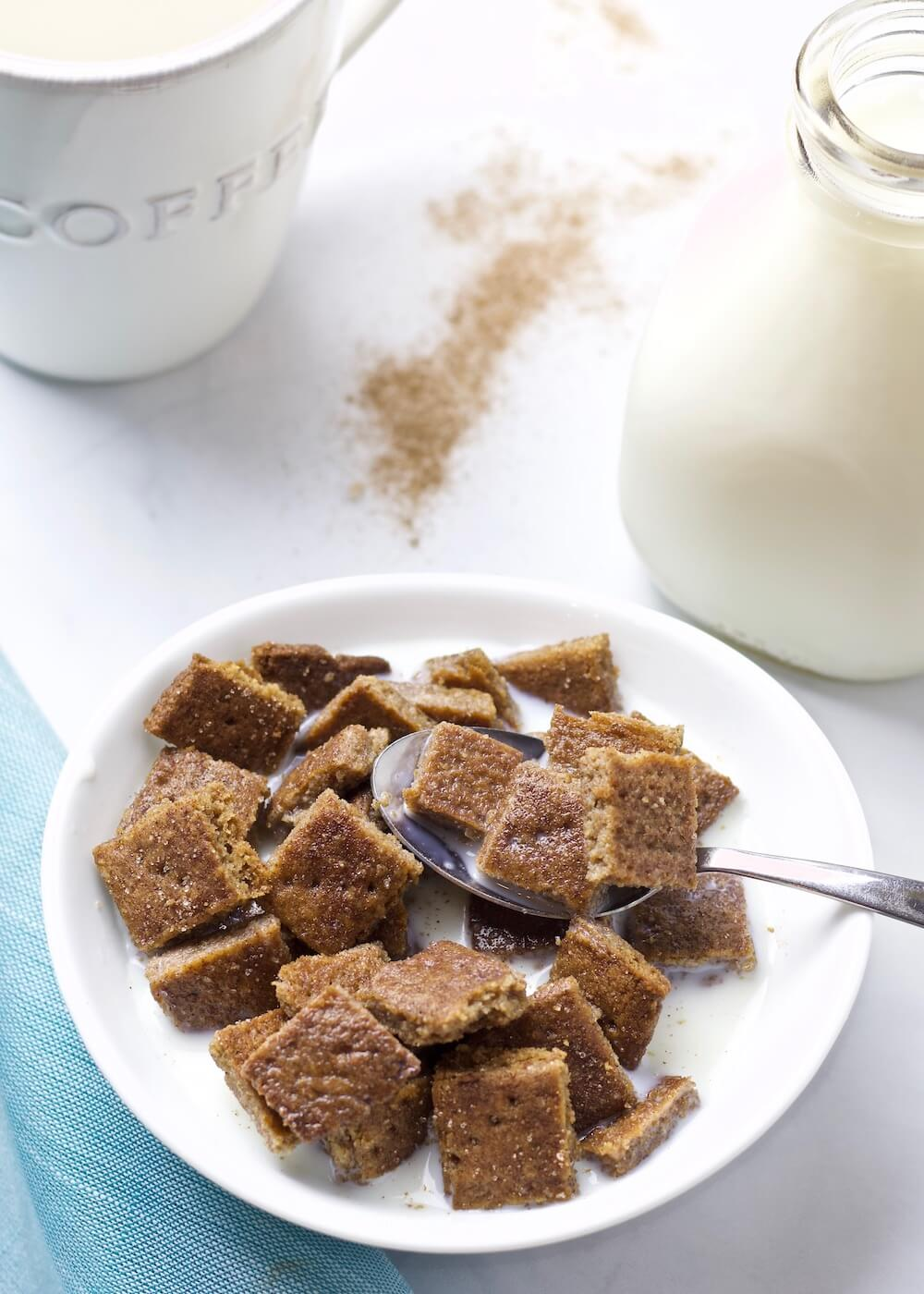 Keto Cinnamon Toast Crunch Recipe