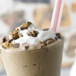 Easy Keto Fat Bomb Reese's Cup Milkshake Recipe