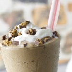 Easy Keto Fat Bomb Reese's Cup Milkshake Recipe