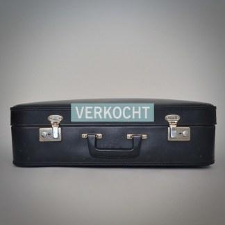 Ketsch Vintage Jaren 70 koffer opbergkoffer
