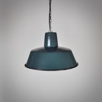 Industriële Fabriekslamp Emaille