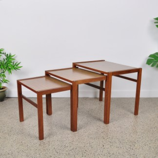 Vintage Mimiset Nesting Tables