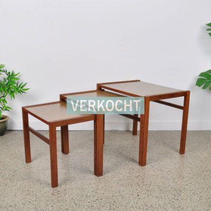 Vintage Mimiset Nesting Tables