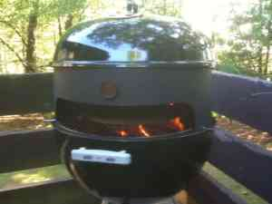Weber Pizza Grill, Weber Pizza Oven