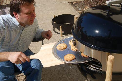 KettlePizza Cookies