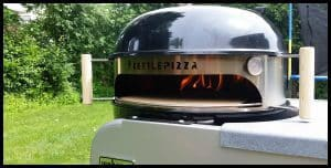 KettlePizza Pizza Oven Insert For Weber Kettle