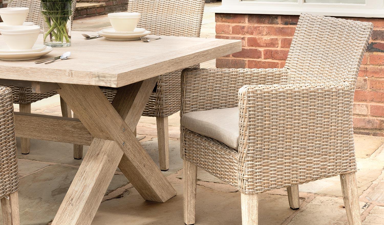 cora dining table 240x100cm kettler