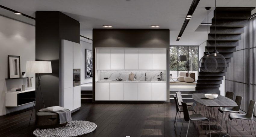 Keuken Grote Open : Siematic frame design keuken & design