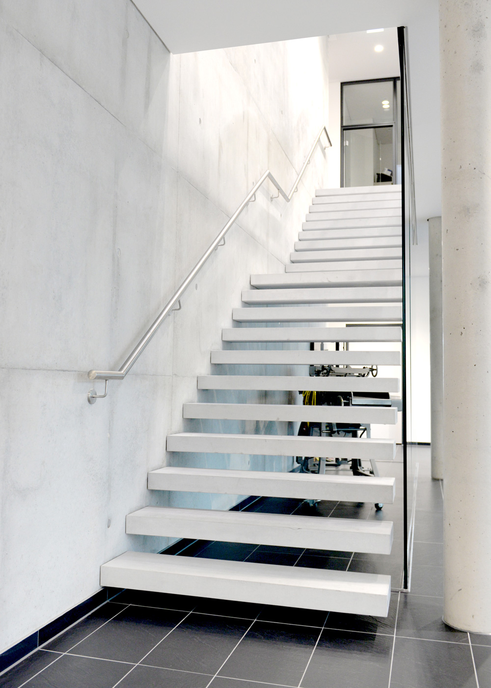 Cantilevered Stairs Kevala Stairs