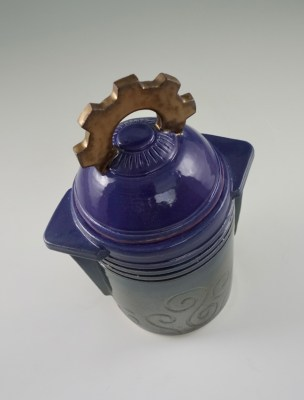 Cosmic Urn No. 2 by Kevin Eaton