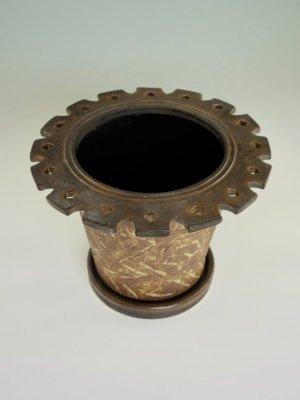 Cactus Vase V3 by Kevin Eaton
