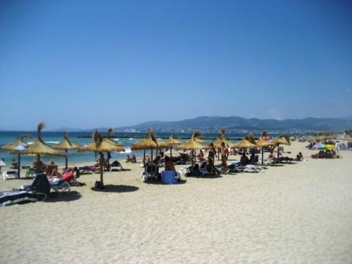 praias na Espanha
