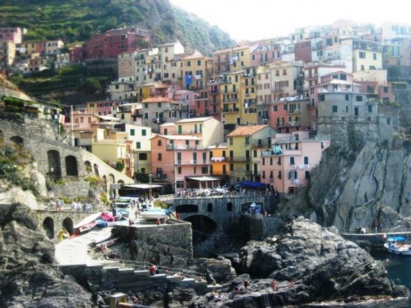 cidades da Cinque Terre