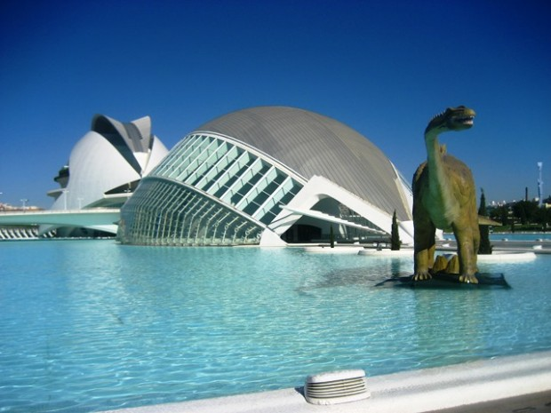 Cidade das Artes e das Ciências