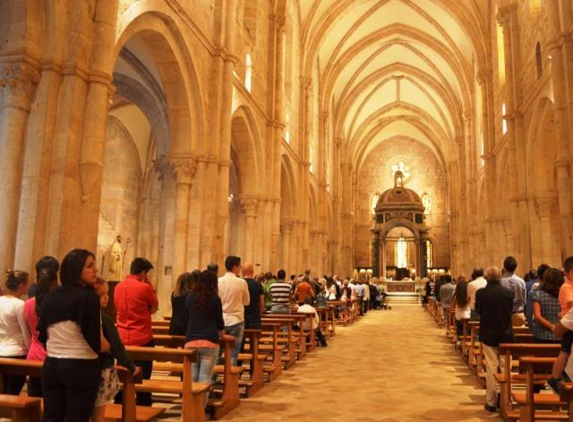 Abadia na Itália