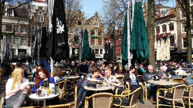 2 dias em Amsterdam