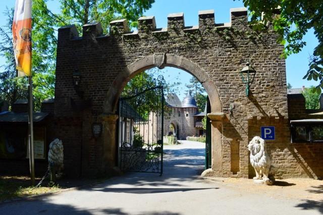 Castelo medieval de Burg Satzvey
