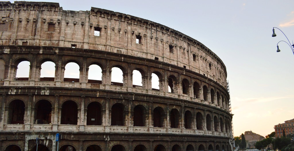 Viagem para Italia e Grecia