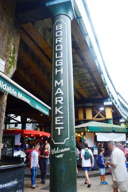 Mercado de Borough Market
