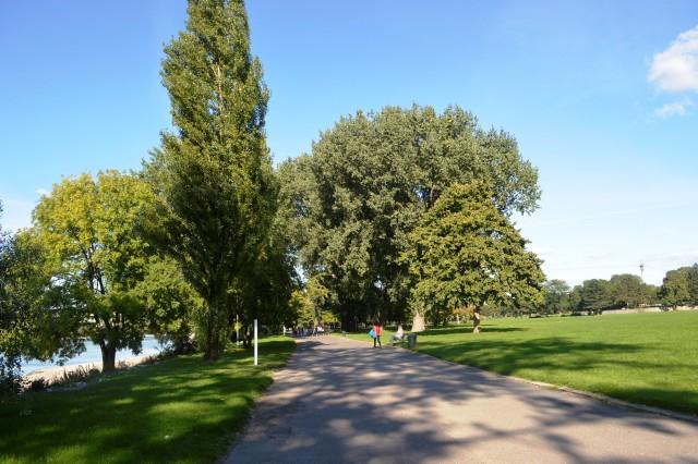 Parque em Colônia