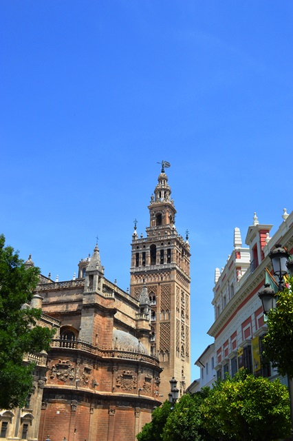Torre Giralda-Sevilha