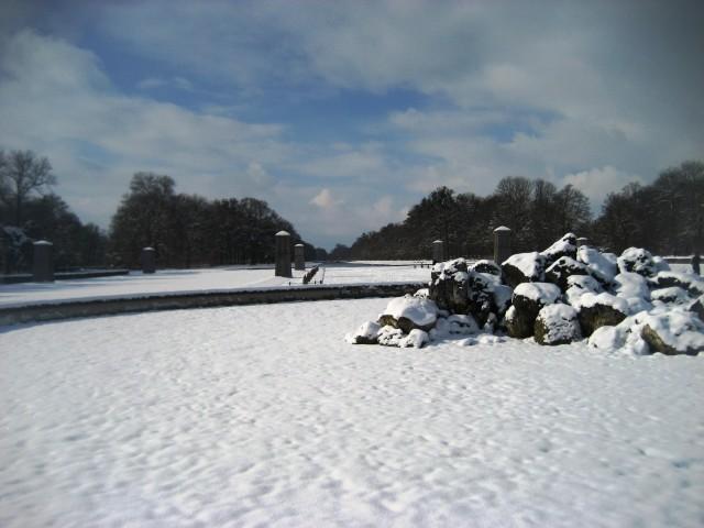 inverno na Europa