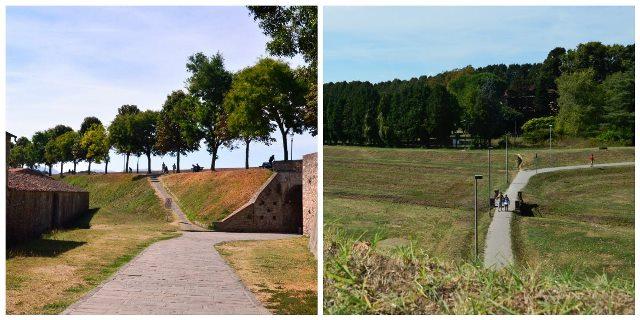 muralhas de Lucca