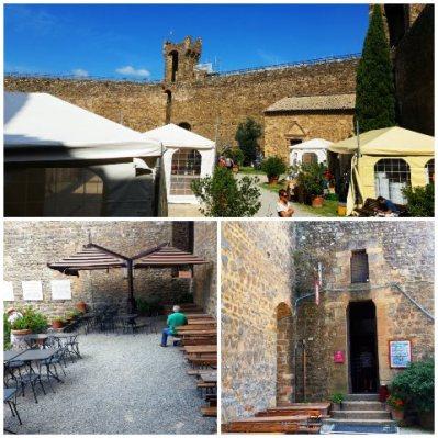 fortaleza de Montalcino