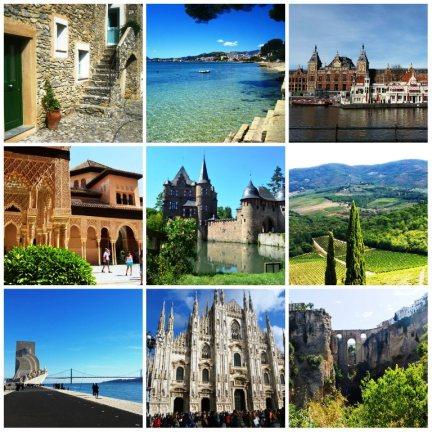consultoria de viagem para Europa