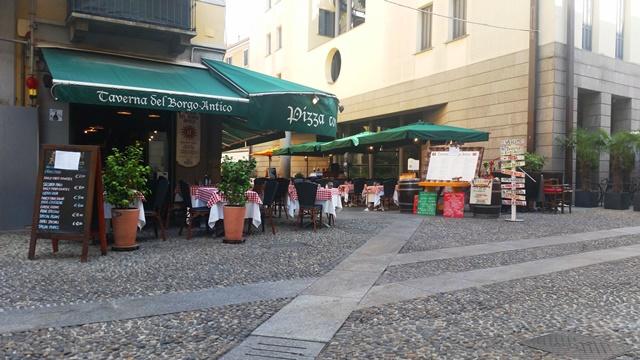 restaurantes em Milão