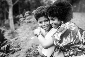 Photos de famille entre mère et fille (photographe 974)
