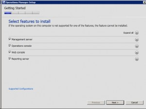 System Center Operations Manager 2012 -  Features