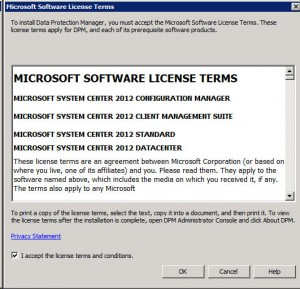 DPM License Terms