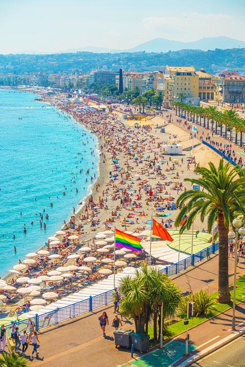 Nice, France — Kevin & Amanda