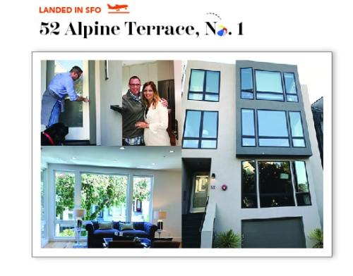 Closed on Alpine Terrace