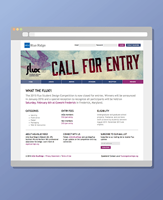 Flux Juried Art Competition App