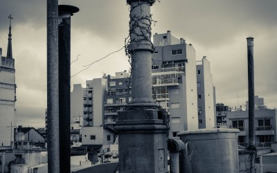 Temples on Rooftops