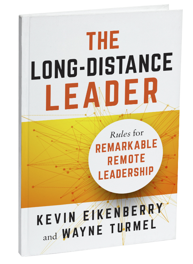 The Long-Distance Leader by Kevin Eikenberry and Wayne Turmel