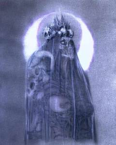 Skull Crown Catacomb Saint MeatRoots