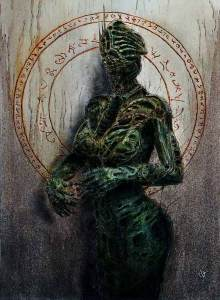 MeatRoots Otherworldly Conjured Creature 2
