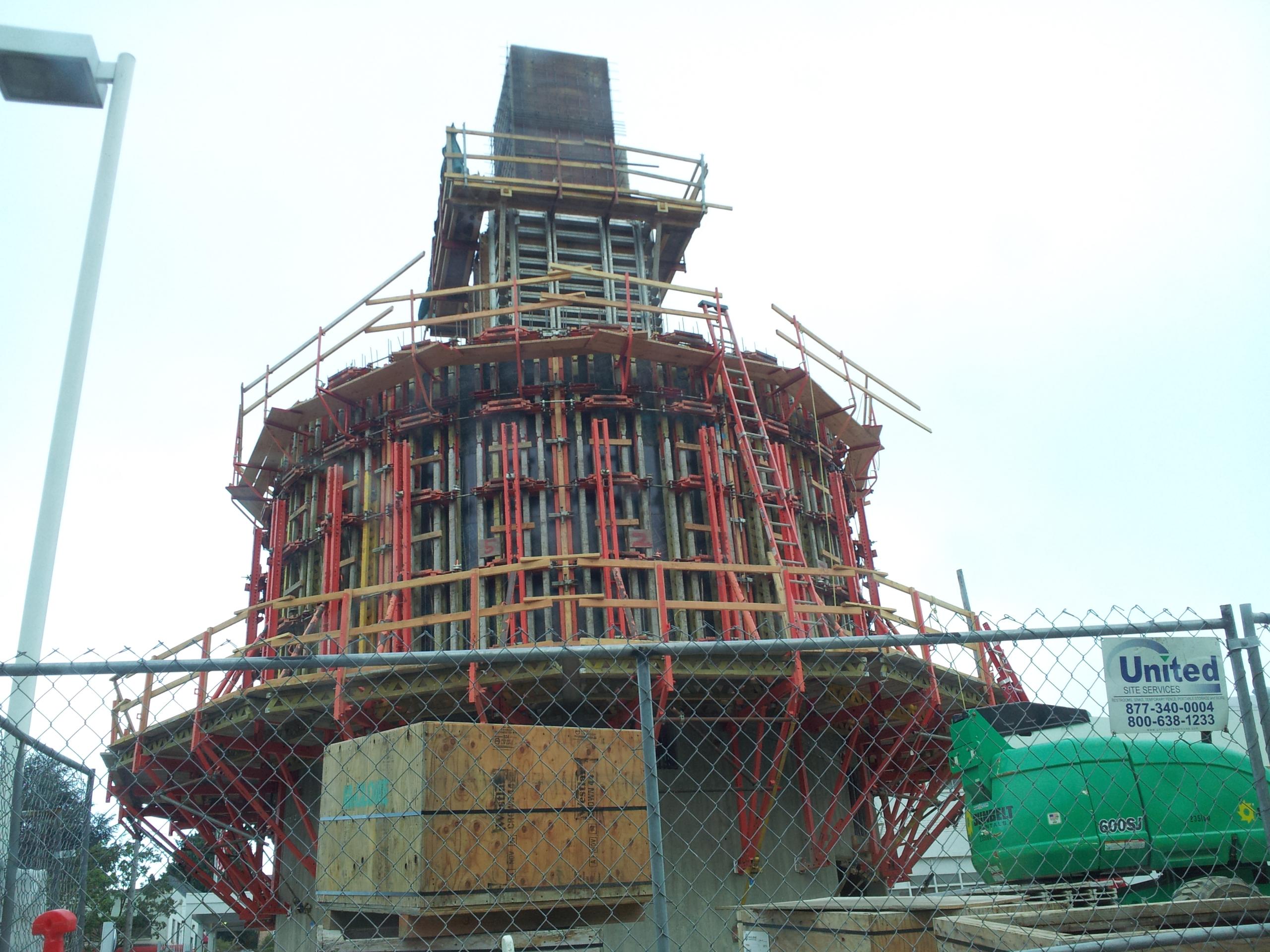 Development Services Construction Photo