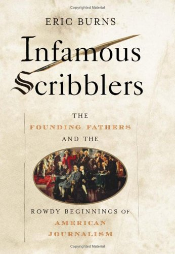 Infamous Scribblers: 10 Things I Learned