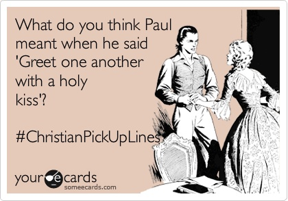 Christian Pick Up Lines For Girls To Use On Guys