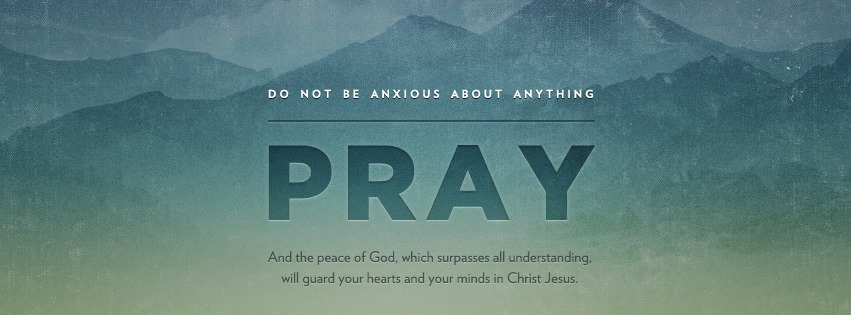 Philippians 4 6 7 Christian Facebook Cover Photos with Bible Verses dont be anxious but pray thanksgiving peace of God