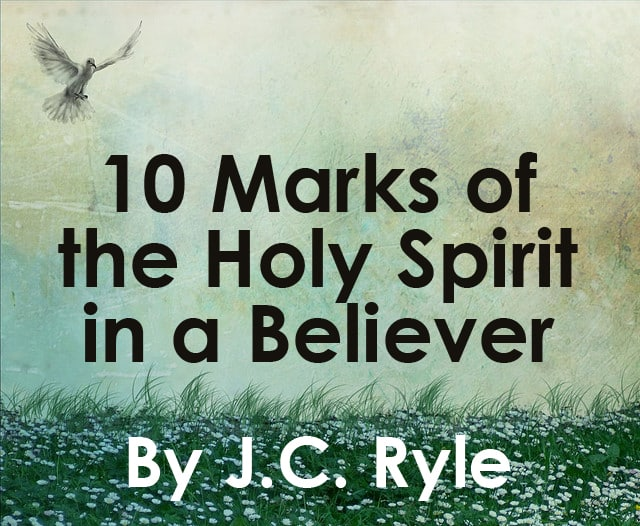 10 marks of the holy spirit in a believer by jc ryle anchored 10 marks of the holy spirit in a believer by jc ryle fandeluxe Ebook collections