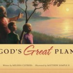 Book Review: God's Great Plan by Melissa Cutrera