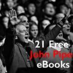 30+ Free John Piper eBooks (Kindle, ePub, PDF)