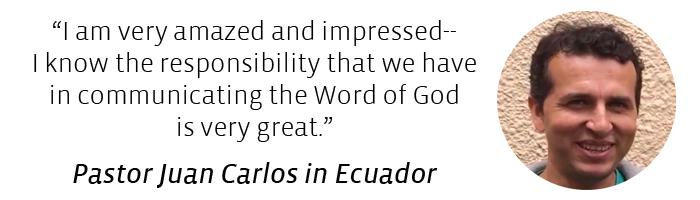 LRI Testimonial Juan Carlos Ecuador