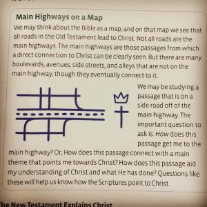 Biblical Theology Highway